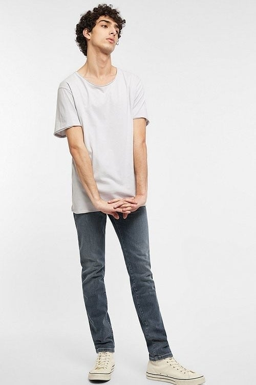 Drykorn kendrick t-shirt wit - Drykorn
