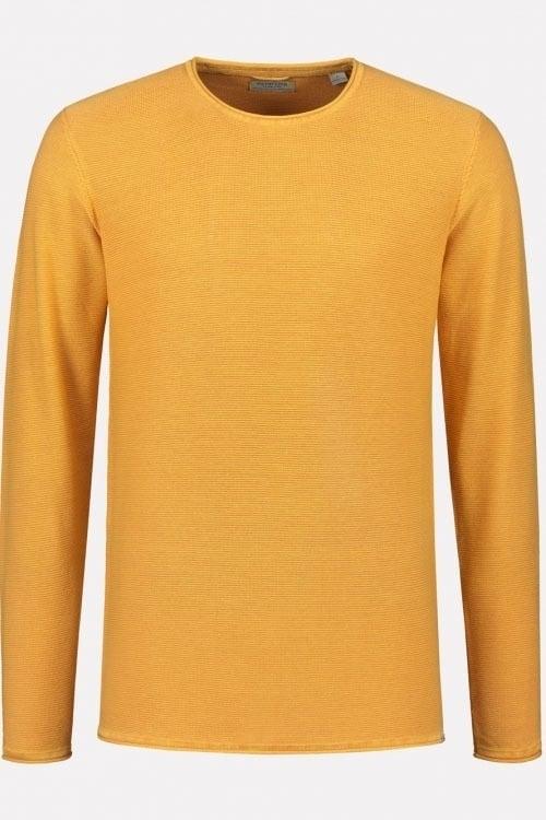 Dstrezzed cooper stripe trui oranje - Dstrezzed