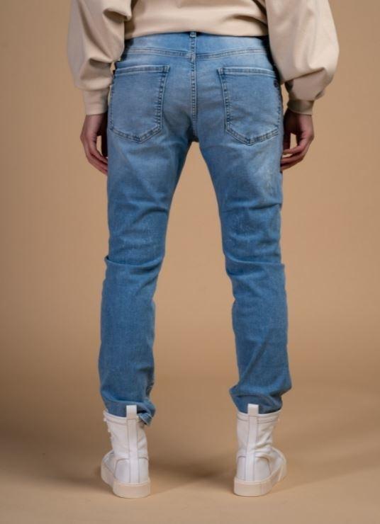 Elias rumelis er leona jeans berry blue - Elias Rumelis