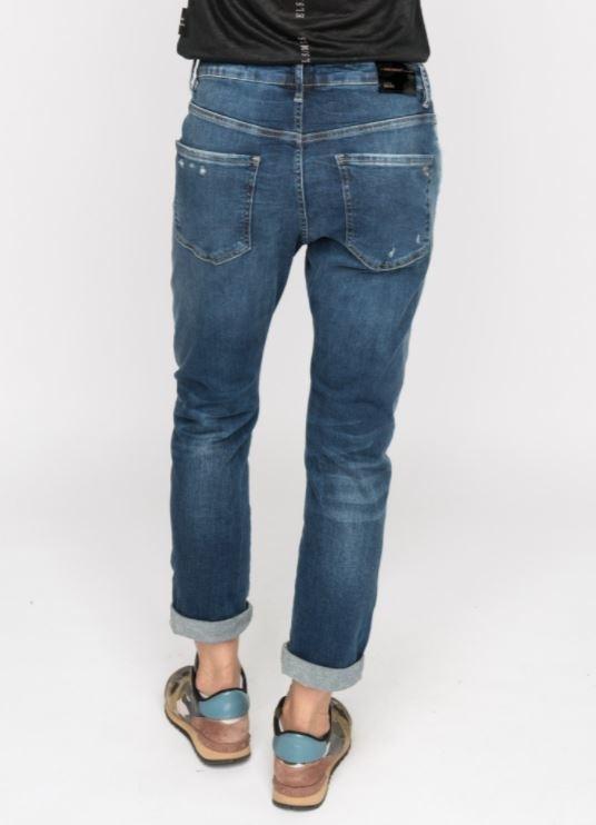 Elias rumelis leona jeans blauw - Elias Rumelis