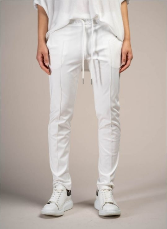 Elias rumelis er leni pants off white - Elias Rumelis