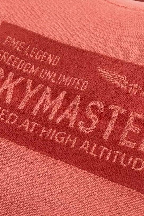 Pme legend r-neck dry terry rood - Pme Legend
