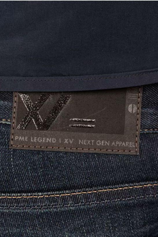 Pme legend comfort stretch denim donker blauw - Pme Legend