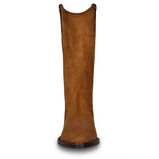 Toral texas marron laarzen cognac - Toral