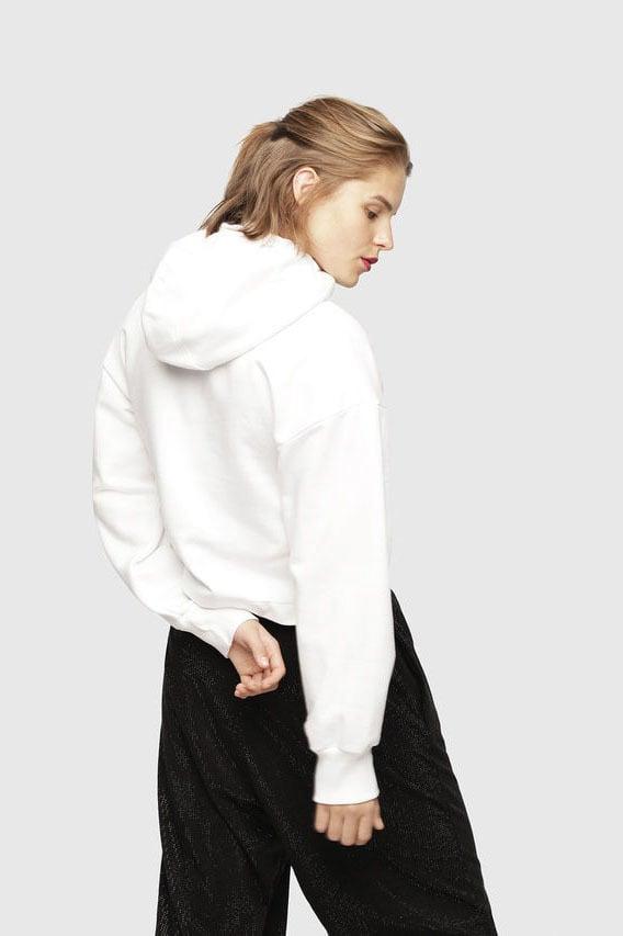 Diesel f-dinie-a sweater wit - Diesel