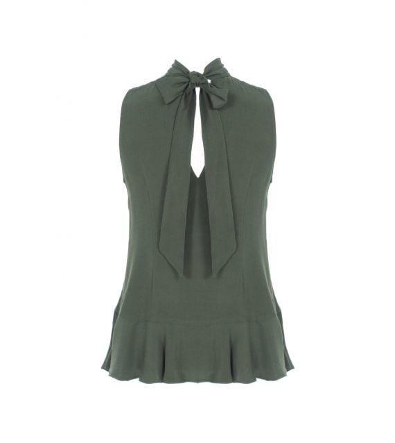 Maria tailor bree top deep green - Maria Tailor