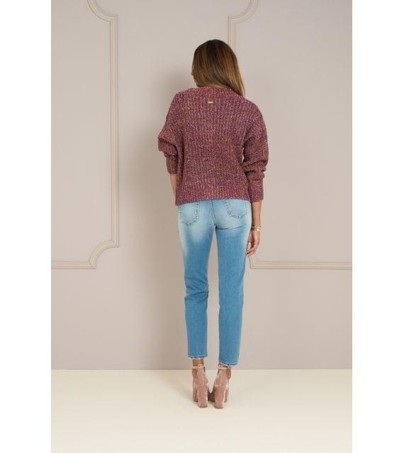 Maria tailor kitty sweater roze - Maria Tailor