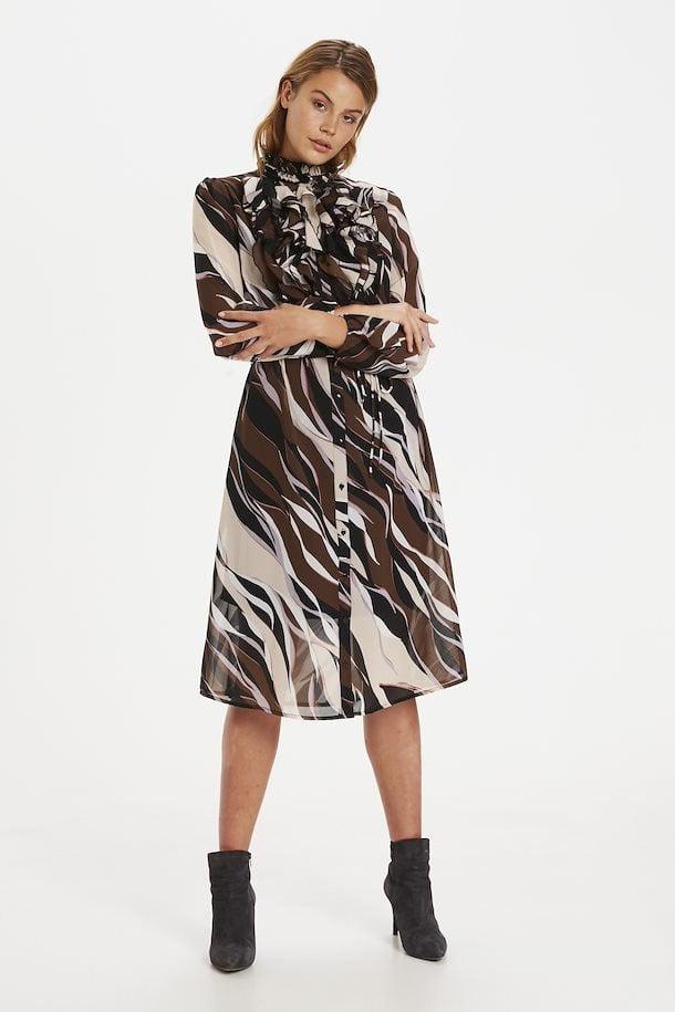 Saint tropez lilly dress zwart - Saint Tropez