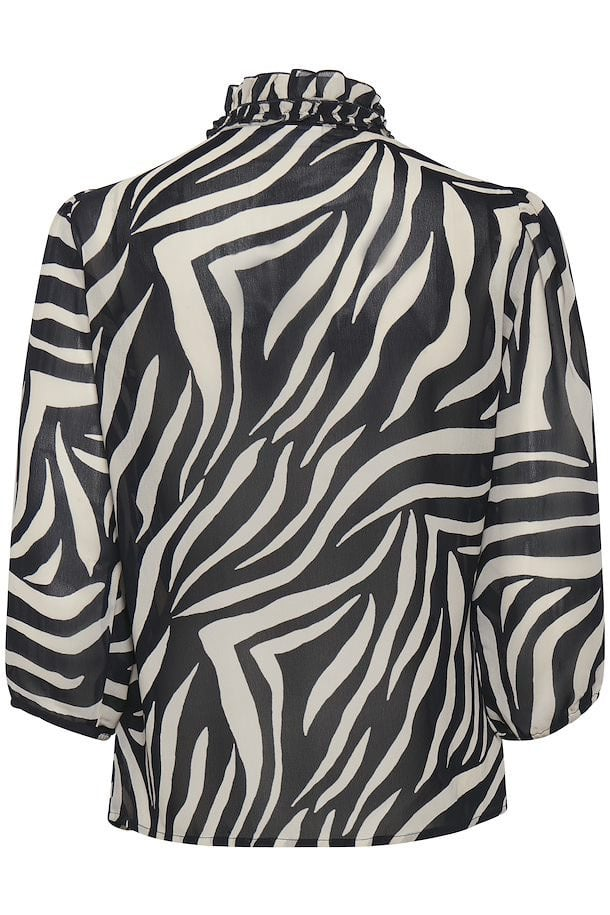 Saint tropez lilly sz blouse zebra - Saint Tropez