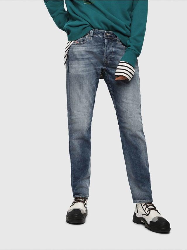 Diesel larkee-beex 852p jeans blauw - Diesel