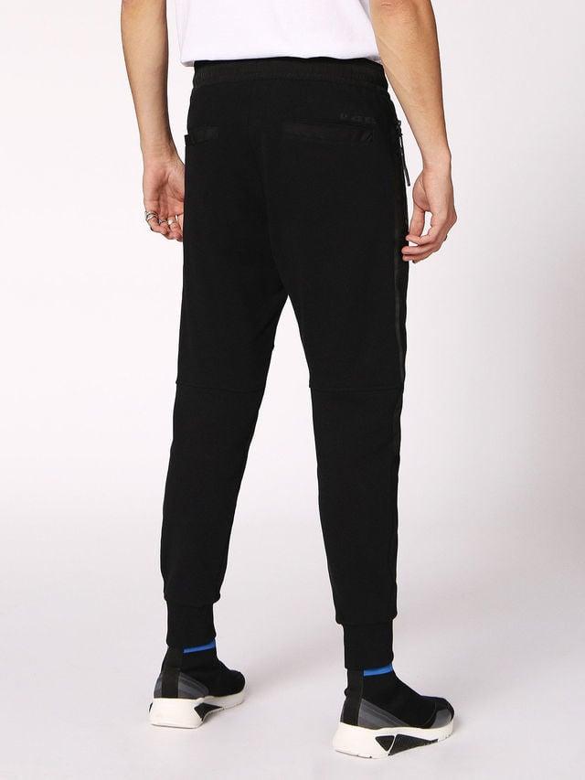 Diesel p-ryan trousers black - Diesel