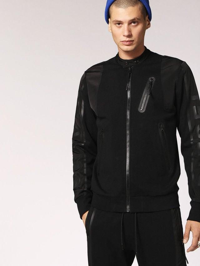 Diesel s-jinx jacket black - Diesel