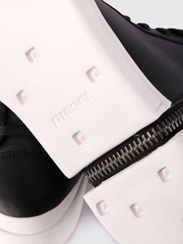 Diesel s-nentisch sneakers zwart - Diesel