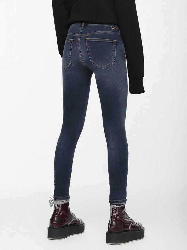Diesel slandy super skinny jeans - Diesel