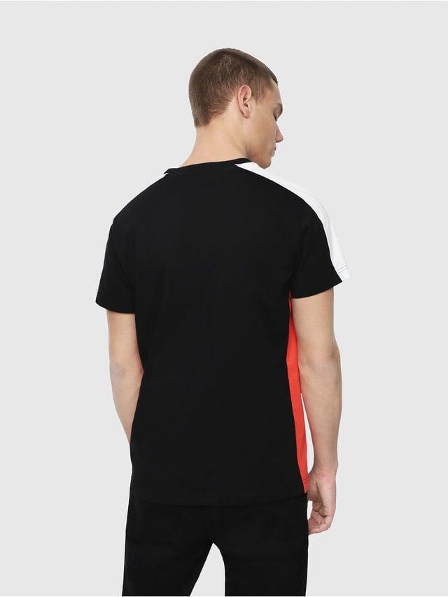 Diesel t-harus shirt zwart - Diesel