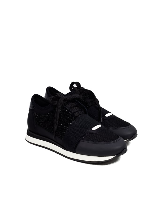 Lola cruz santa rosa sneakers negro - Lola Cruz