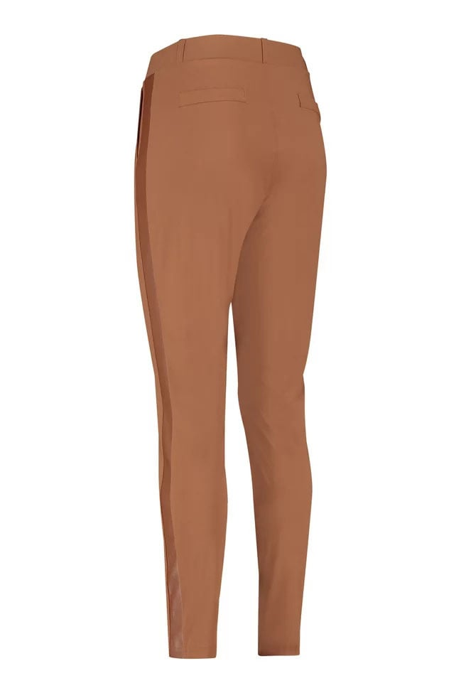 Studio anneloes flo bonded leather trousers - Studio Anneloes