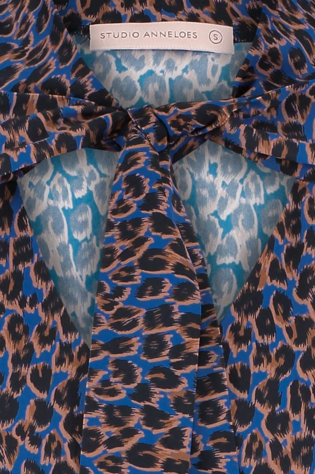 Studio anneloes lina leopard shirt - Studio Anneloes