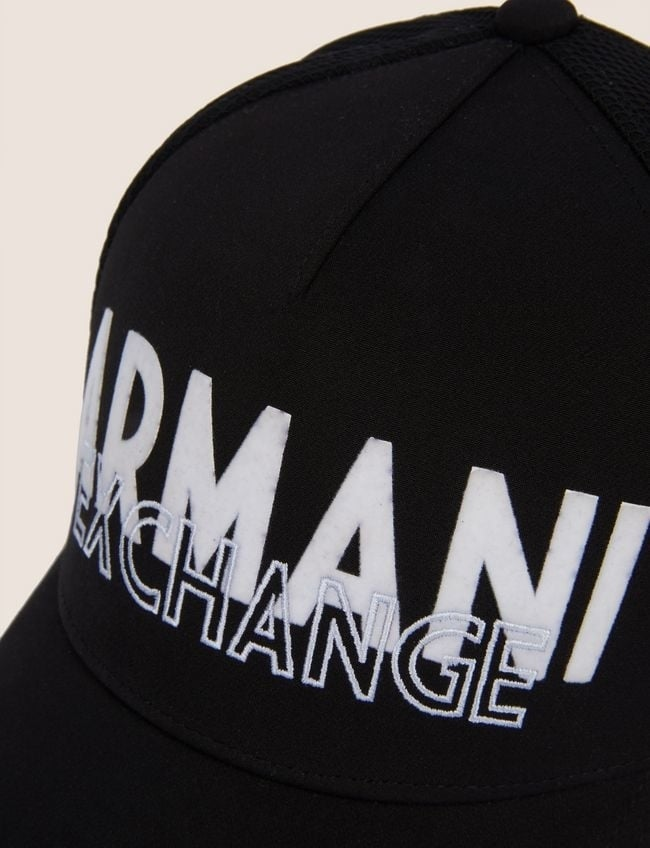 Armani exchange baseball cap zwart - Armani Exchange