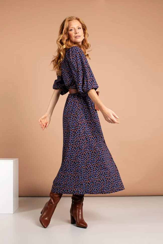 Studio anneloes cinti leopard dress - Studio Anneloes