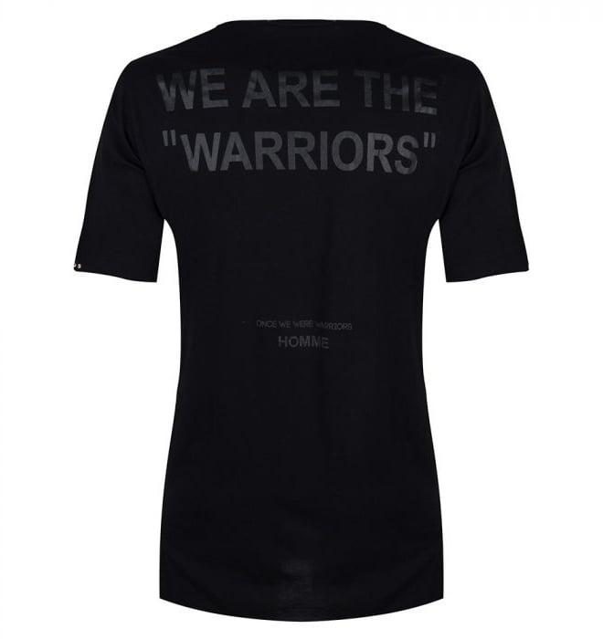 Owww isha shirt zwart - Once We Were Warriors