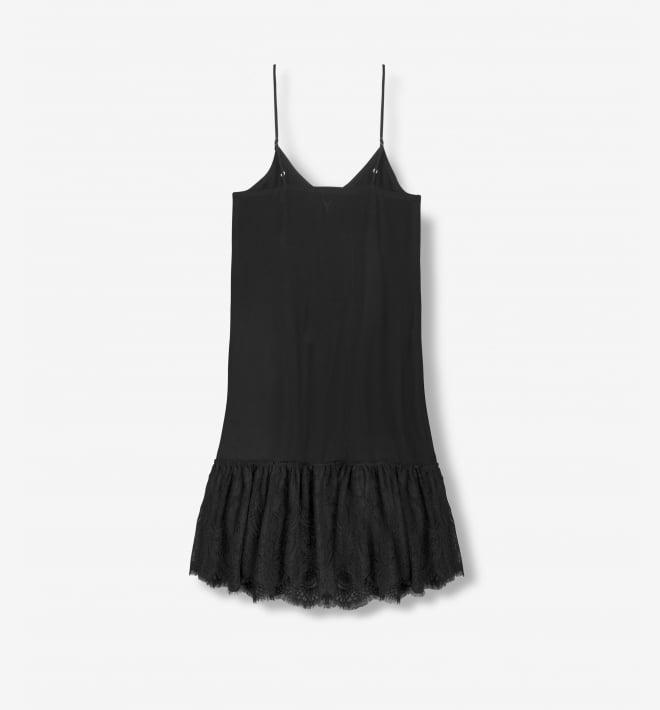 Alix the label slip dress black - Alix The Label