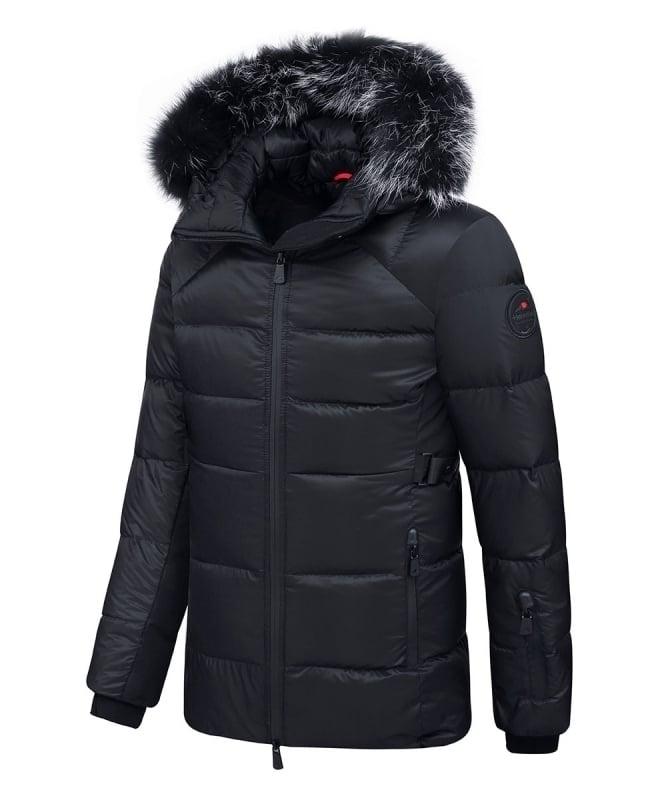 Helvetica andes longue jacket black - Helvetica