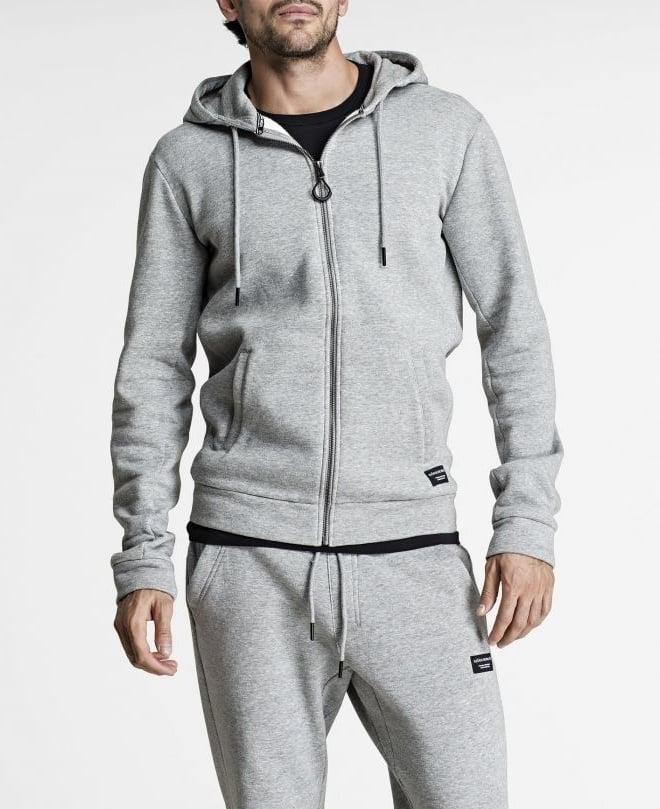 Bjorn borg centre hoodie light grey - Björn Borg