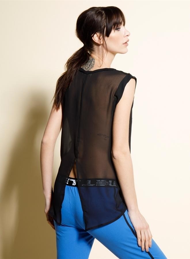 Met leesy top black - Met Jeans