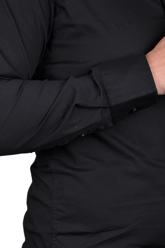 Black blouse men - Fashionating People