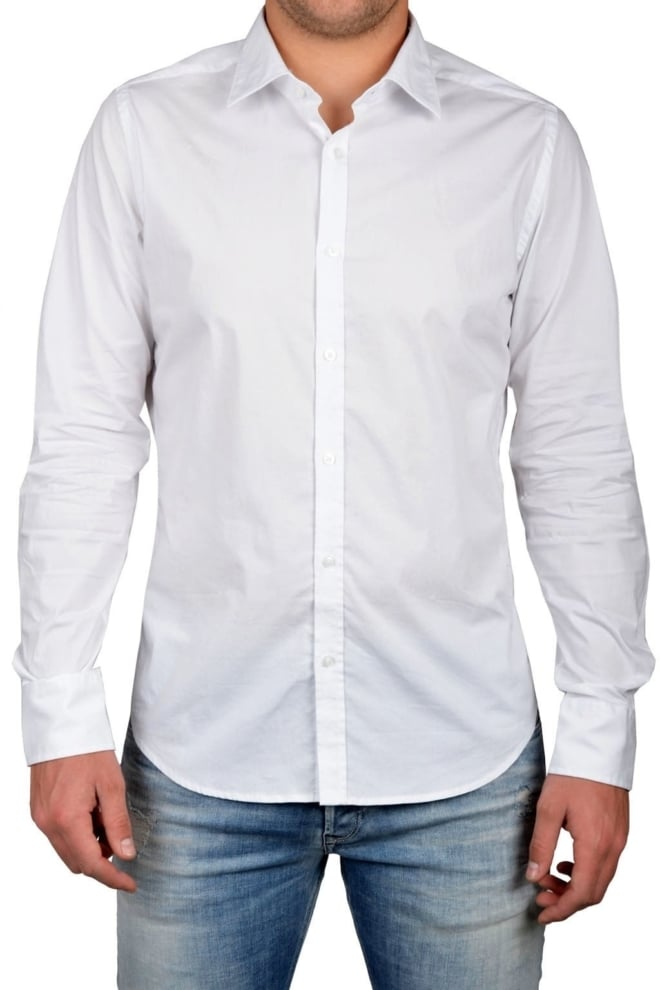 White blouse men - Fashionating People