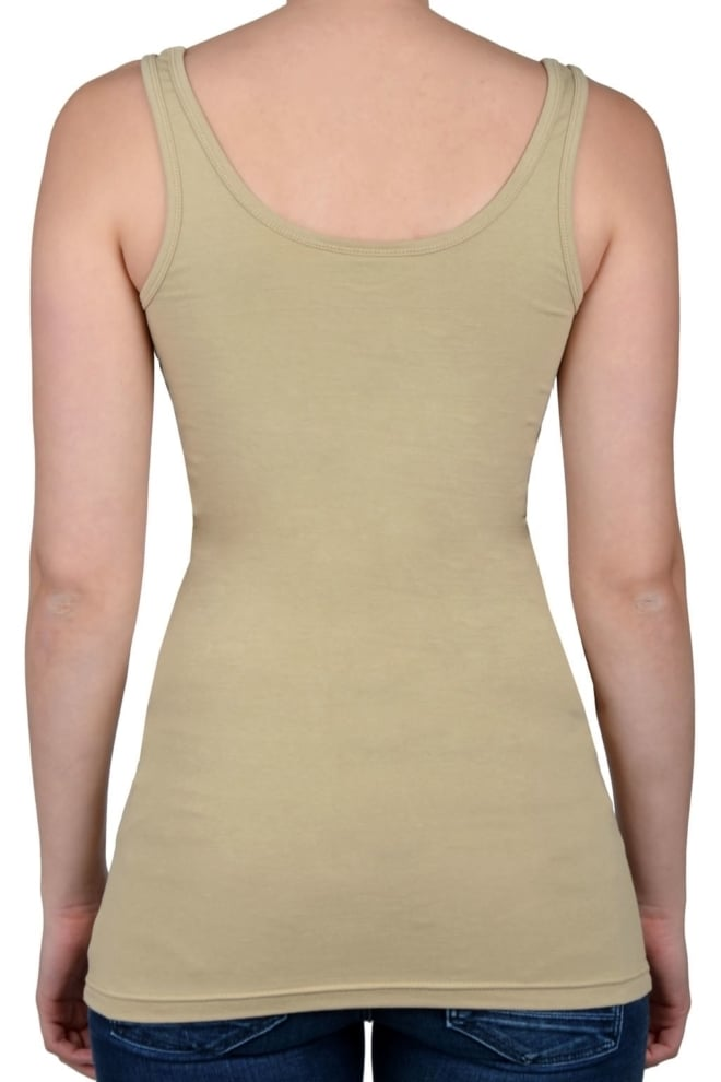 Singlet women sand - Fashionating People