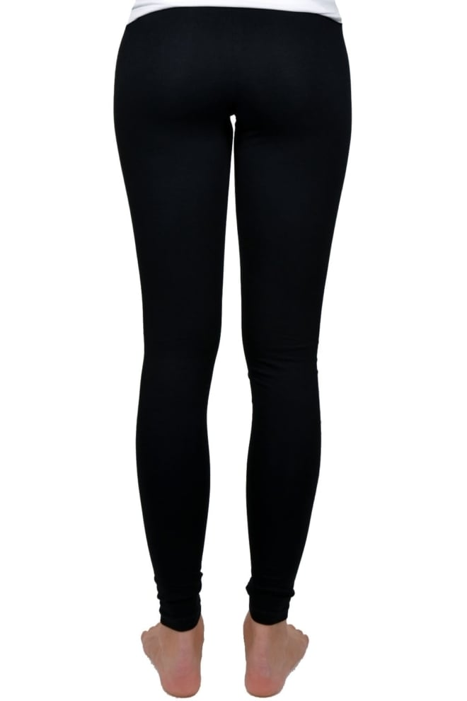 Black legging women - Fashionating People
