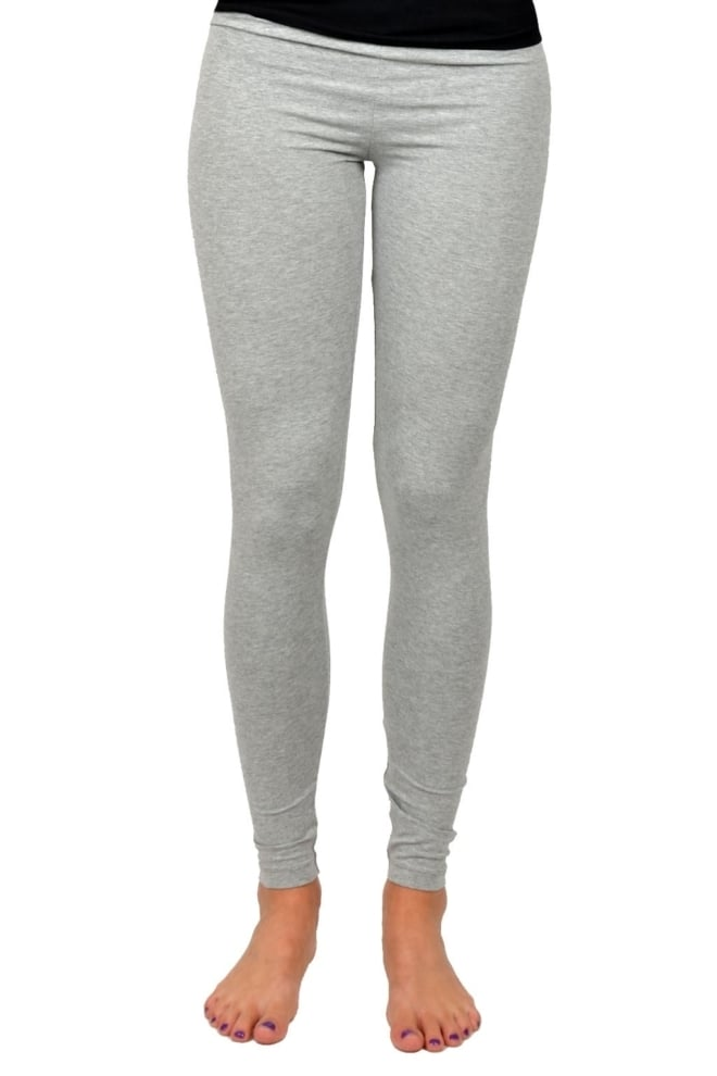 Light grey legging women - Fashionating People