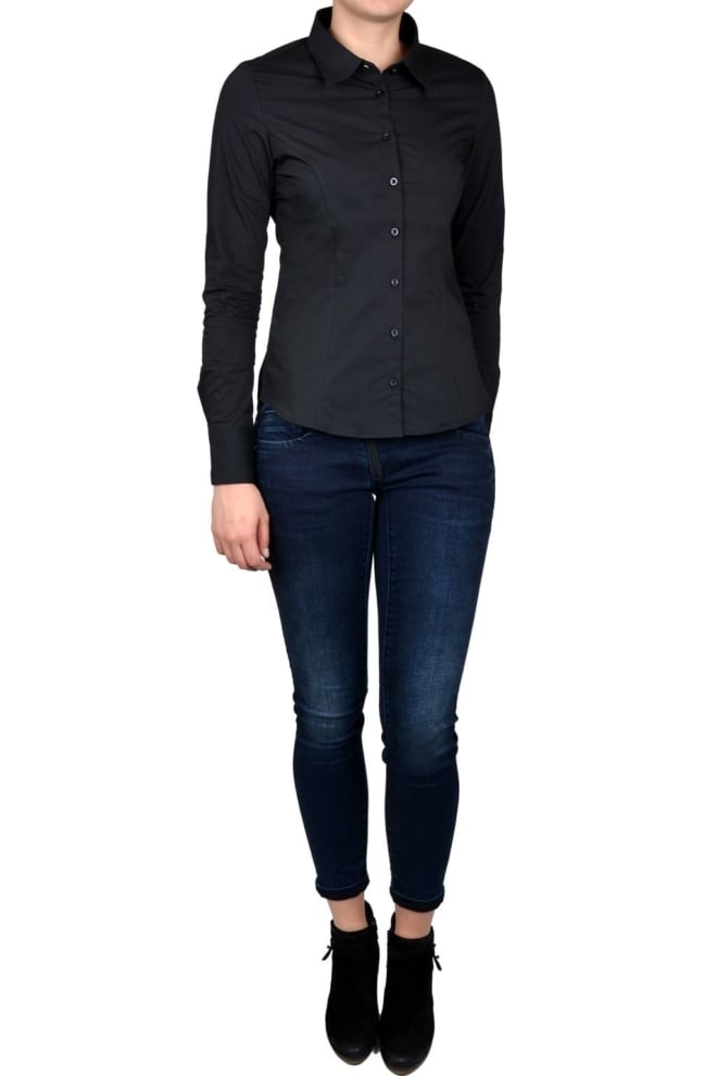 Black blouse women - Fashionating People