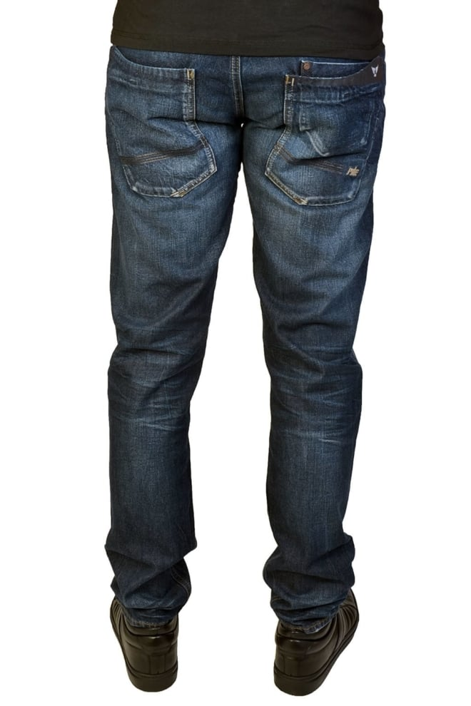 100 cotton denim commander 09 - Pme Legend