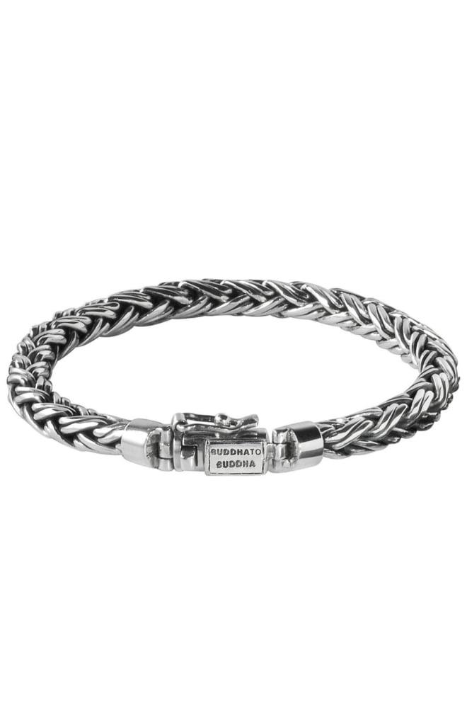 J170 katja xs bracelet silver size e 09 - Buddha To Buddha