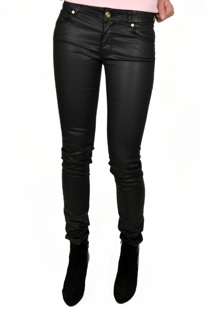 Cw14m042 peppy leather black 011 - Supertrash