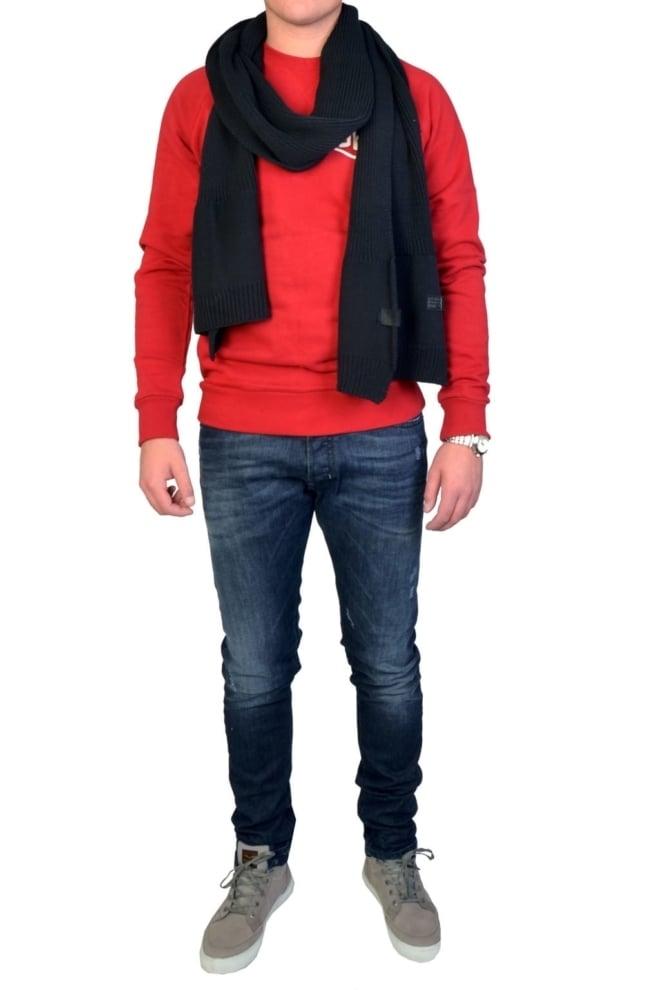 Originals coper scarf 990/black 012 - G-star Raw