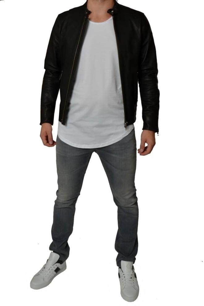 L-roshi jacket 900/black 012 - Diesel