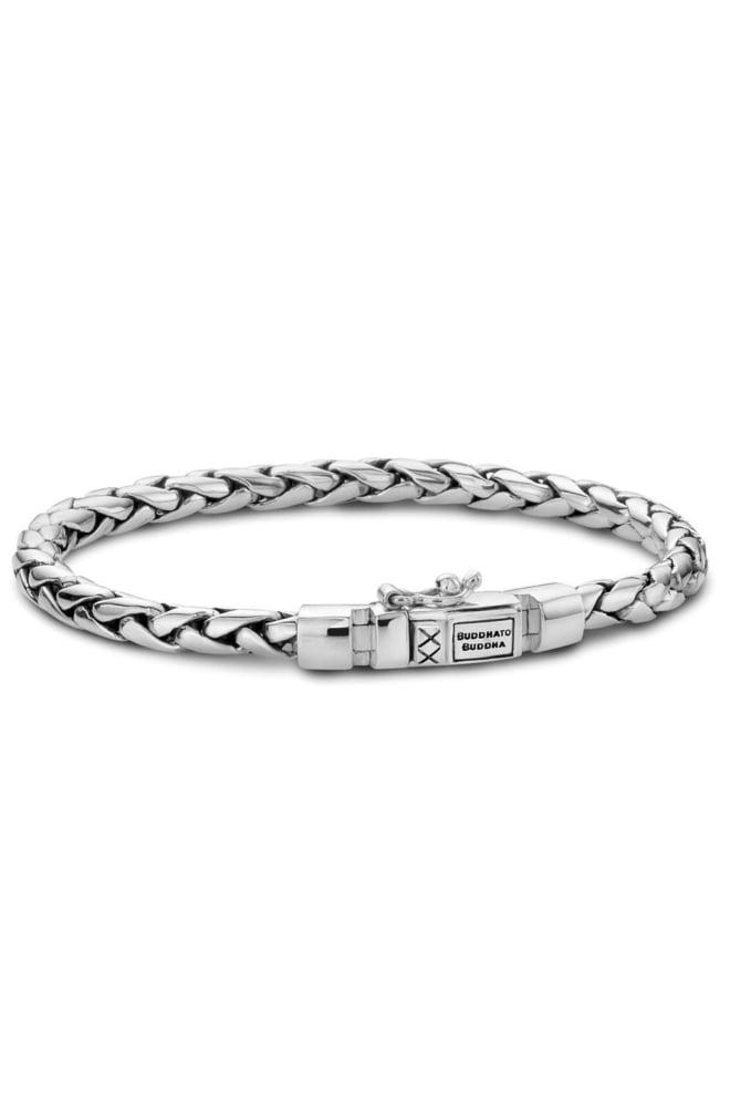J809/e  george xs bracelet silver 012 - Buddha To Buddha