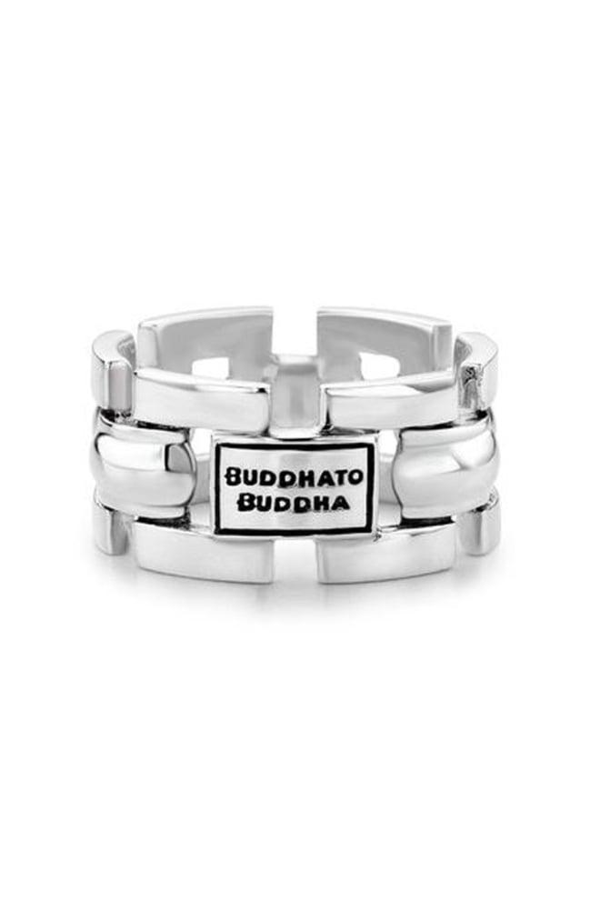 Batul ring 483 silver 012 - Buddha To Buddha