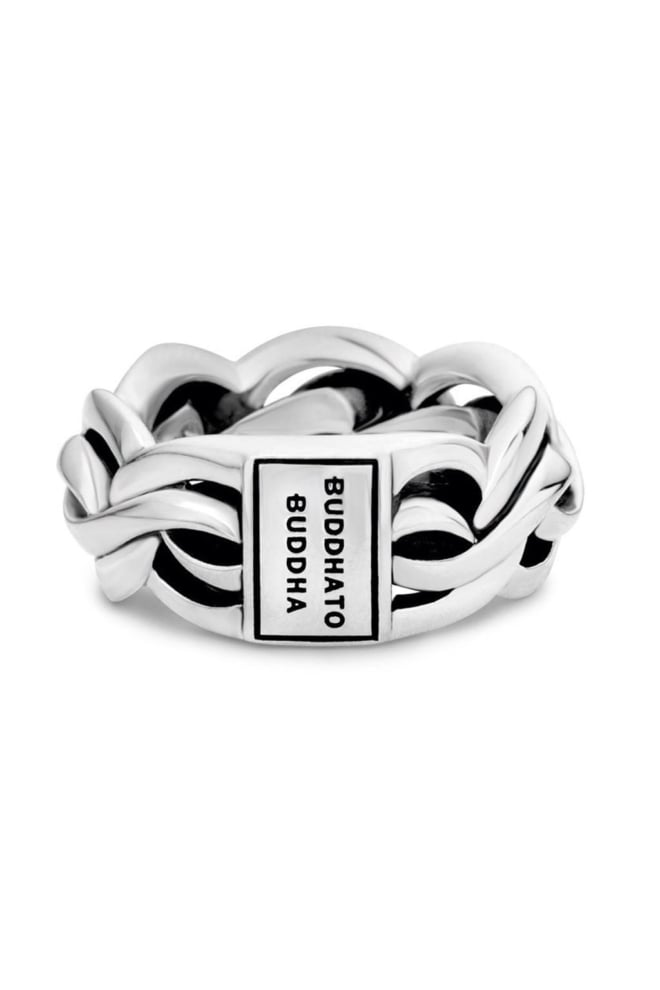 Francis ring 485 silver 012 - Buddha To Buddha
