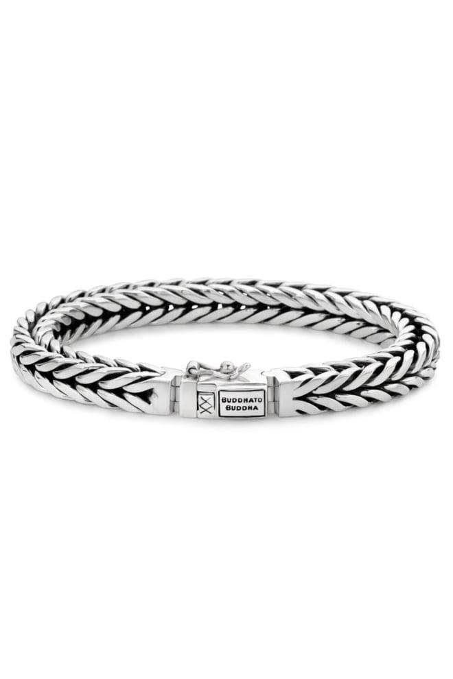 Barbara bracelet 827 ladies silver 012 - Buddha To Buddha