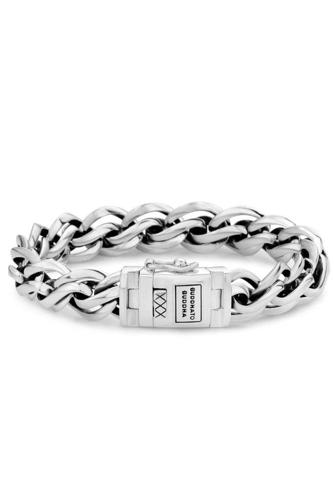 Francis bracelet 826 ladies silver 012 - Buddha To Buddha