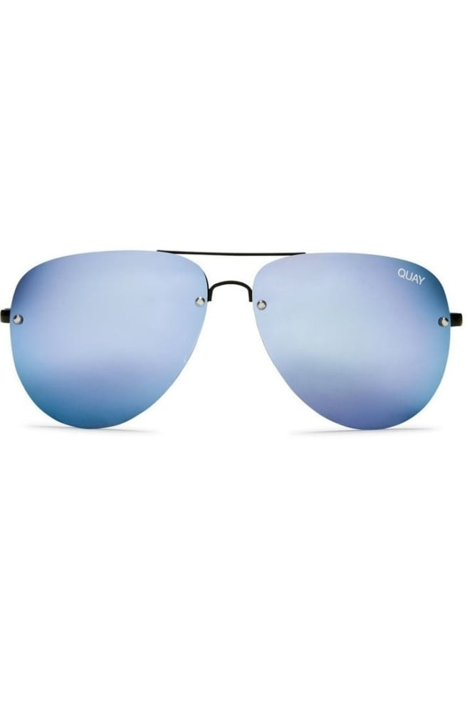Muse blue 013 - Quay Eyeware