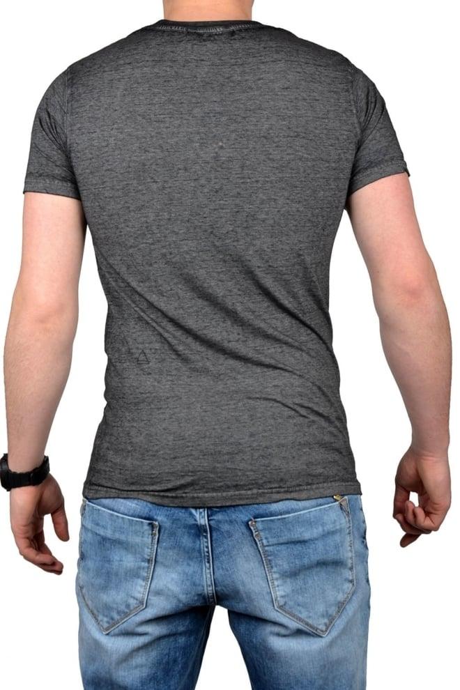 Ts r collar m 16s1lt100 bur01/antraciet 013