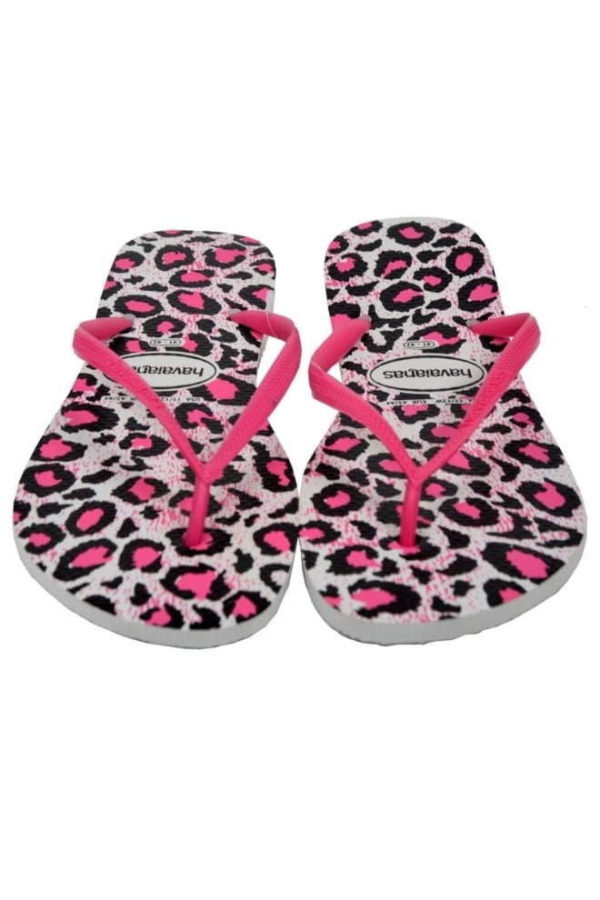 4103352 slim animals pink 013 - Havaianas