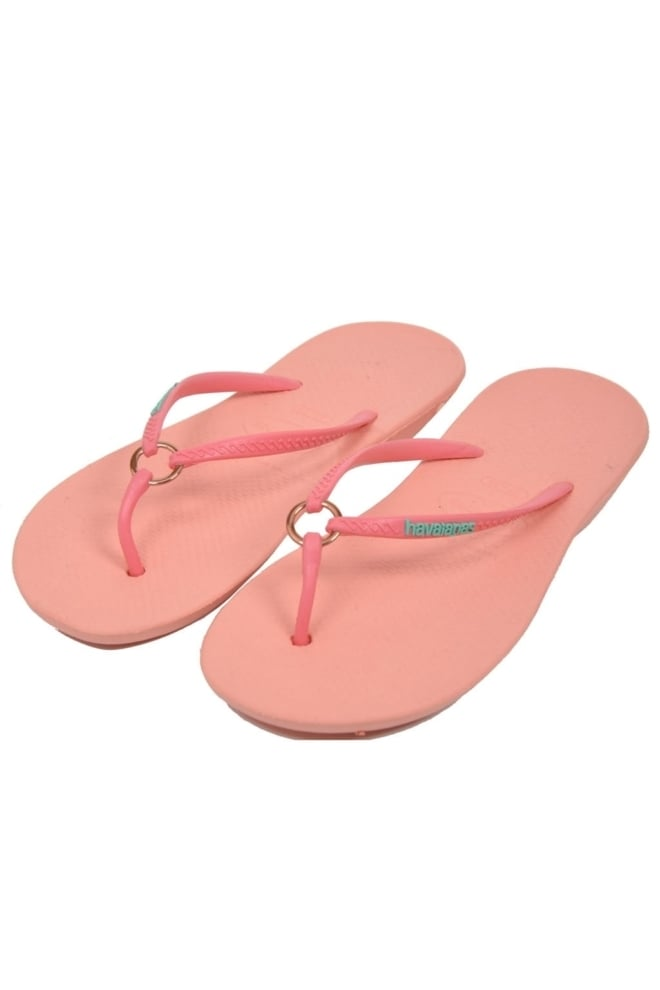 Ring cg light pink 013 - Havaianas