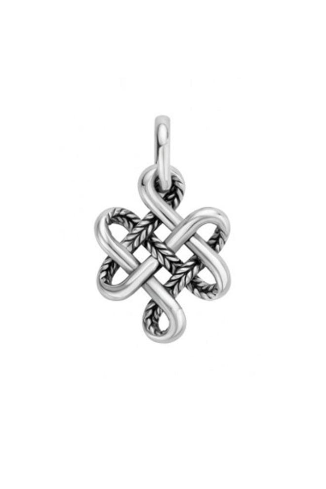 Endless knot pendant xs 665 013 - Buddha To Buddha